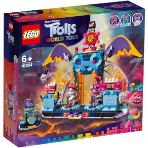 LEGO® LEGO® Trolls World Tour: Le concert de Vulcarock City (41254)