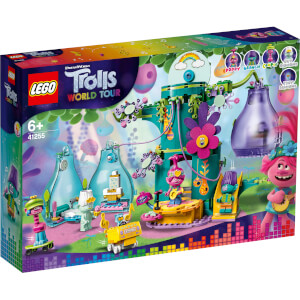 LEGO Trolls: Party in Pop City (41255)