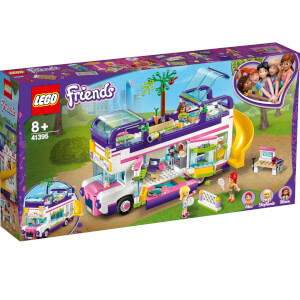LEGO® Friends: Le bus de l'amitié (41395)