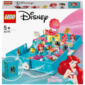 LEGO Disney Princess: Ariel's Storybook Adventures (43176)