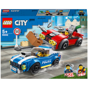 LEGO City Police: Police Highway Arrest (60242)