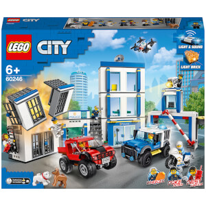 LEGO® City: Le commissariat de police (60246)