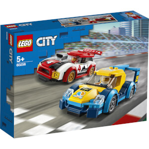 LEGO City Nitro Wheels: Racing Cars (60256)