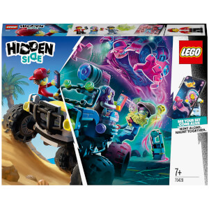 LEGO Hidden Side: Jack's Beach Buggy AR Games App Set (70428)