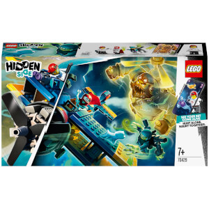 LEGO Hidden Side: El Fuego's Stunt Plane AR App Set (70429) from I Want One Of Those
