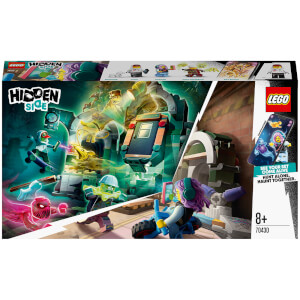 LEGO Hidden Side: Newbury Subway AR Games App Set (70430)
