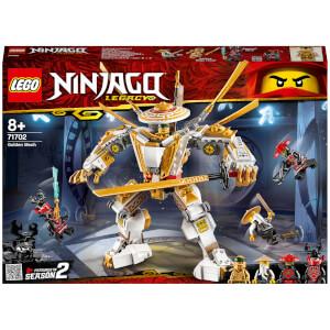 LEGO® NINJAGO®: Le robot d'or (71702)