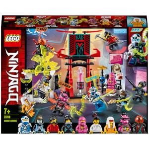 LEGO® NINJAGO®: Mercado de Jugadores (71708)