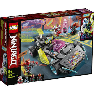 LEGO Ninjago: Ninja Tuner Car (71710)
