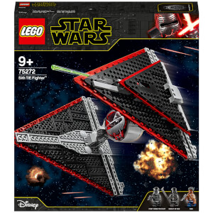 LEGO Star Wars: Sith TIE Fighter Building Set (75272)