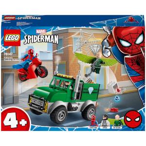 LEGO Marvel Spider-Man Vulture's Trucker Robbery Set (76147)