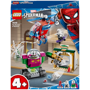 LEGO 4+ Marvel Spider-Man The Menace of Mysterio Set (76149)