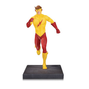 DC Collectibles DC Comics Teen Titans Kid Flash Multi Part Statue