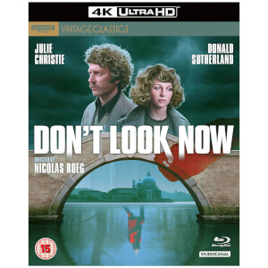 Don't Look Now - 4K Ultra HD (Includes Blu-ray)