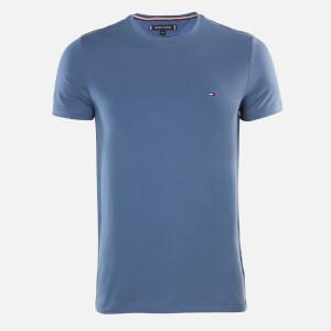 Tommy Hilfiger Men's Stretch Slim Fit T-Shirt - Faded Indigo