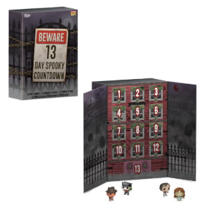 13 Day Spooky Countdown Funko Pop! Advent Calendar