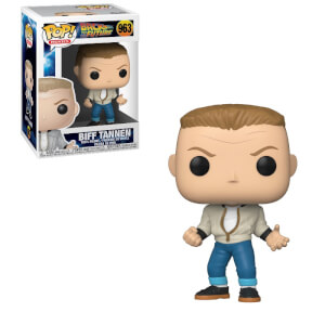 Back to the Future Biff Tannen Pop! Vinyl Figure