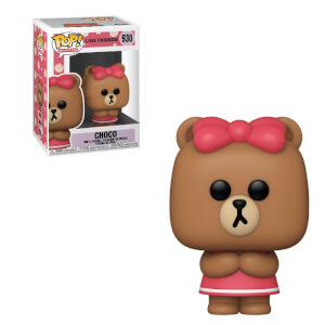 Line Friends Choo Funko Pop! Vinyl