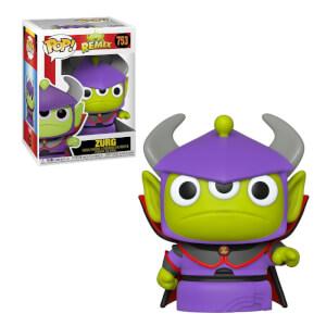 Disney Pixar Anniversario - Alieno di Toy Story Vestito da Zurg Figura Funko Pop! Vinyl