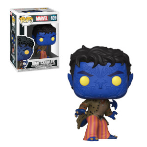 Marvel X-Men 20th Nightcrawler Pop! Vinyl Figure