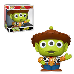 Disney Pixar Alien as Woody 10-Inch Pop! Vinyl Figure