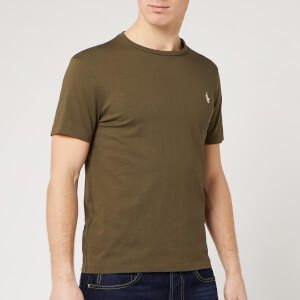 Polo Ralph Lauren Men's Crewneck T-Shirt - Defender Green