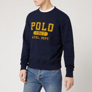 Polo Ralph Lauren Men's Vintage Fleece Sweatshirt - Cruise Navy