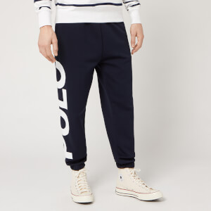 Polo Ralph Lauren Men's Athletic Pant - Aviator Navy Multi