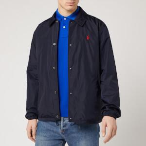 Polo Ralph Lauren Men's Coaches Jacket - Aviator Navy