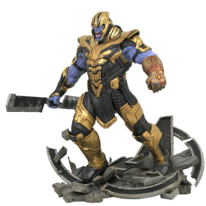 Diamond Select Marvel Milestones Avengers Armored Thanos Statue