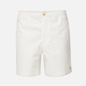 Polo Ralph Lauren Men's Classic Fit Prepster Short - White