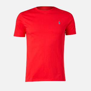 Polo Ralph Lauren Men's Short Sleeve T-Shirt - Racing Red