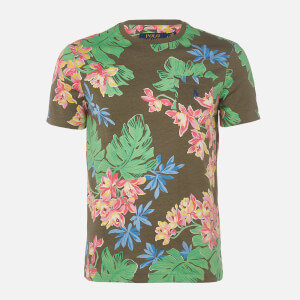 Polo Ralph Lauren Men's Short Sleeve T-Shirt - Surplus Tropical