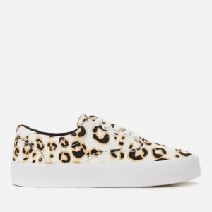 Superdry Women's Classic Lace Up Trainers - Leopard Print