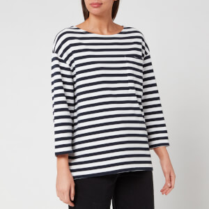 Superdry Women's Edit Cruise Top - Mono Stripe