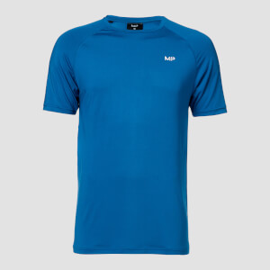 T-shirt sportiva MP Essentials da uomo  - Pilot Blue