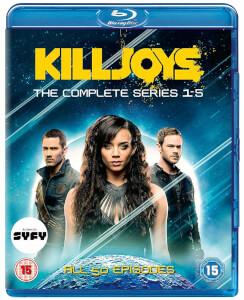 Killjoys Season 1-5
