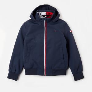 Tommy Kids Boys' Essential Jacket - Twilight Navy