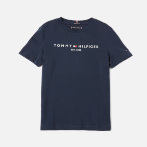 Tommy Kids Boys' Essential T-Shirt - Twilight Navy