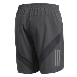adidas Men's Own The Run Running Shorts - Grey/Black