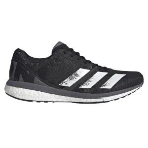 adidas Men's Adizero Boston 8 Running Shoes - Core Black
