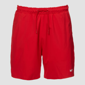 Short de bain Pacific - Rouge