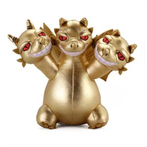 Kidrobot Godzilla Ghidorah Phunny Plush