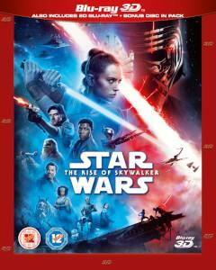 Star Wars: El Ascenso de Skywalker 3D
