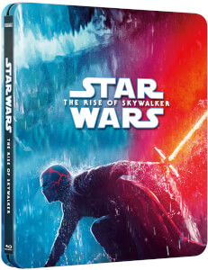 Star Wars: The Rise of Skywalker - Zavvi UK Exclusive 3D Limited Edition Steelbook (Includes 2D Blu-ray)