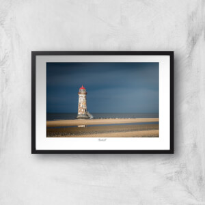 Talacre Lighthouse Giclée Art Print