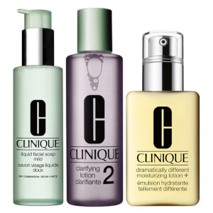 Clinique Dry Combination Skin Regime
