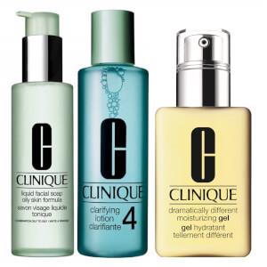 Clinique Oily Skin Regime