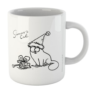 Simons Cat Christmas Cat Mug