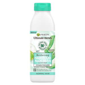 Garnier Ultimate Blends Moisturising Hair Food Aloe Vera Conditioner for Normal Hair 350ml